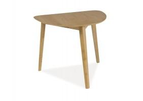 Стол обеденный Karl 90х80 см Дуб