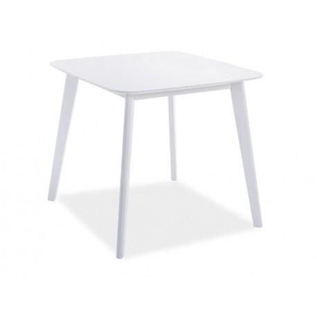 thumb Стол обеденный Sigma 80х80 см Белый 1
