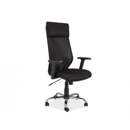 thumb Кресло Q-211 Черный 1