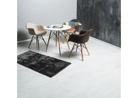 Стол обеденный Soho 90х90 см Белый / Бук