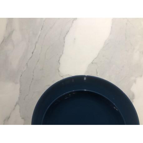 thumb Стол обеденный Armani Ceramic 160(220)х90  Эффект Мармура/Черный Мат 14