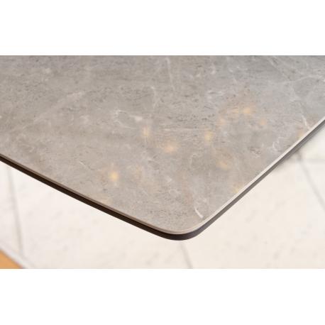 thumb Стол обеденный Cortez Ceramic 90X160 Серый Эффект мармура 10