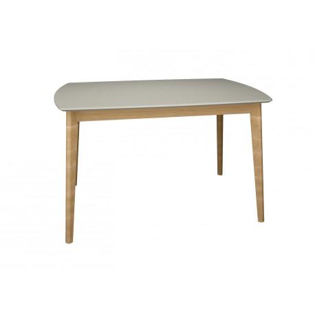 thumb Exen Intarsio Стол обеденный 120х80 см Серый 3