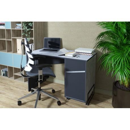 thumb Компьютерный стол Tech Индастриал/Черный правый 2