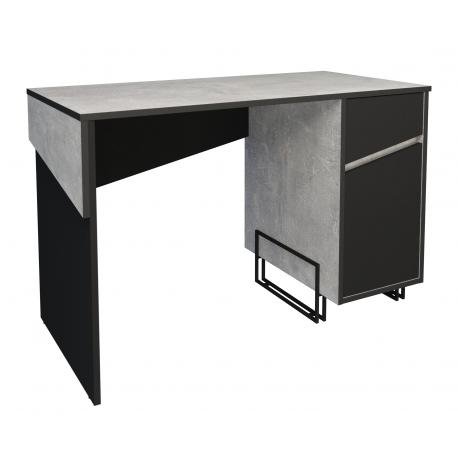 thumb Компьютерный стол Tech Индастриал/Черный правый 3