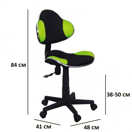 thumb Кресло Q-G2 Зеленый 2
