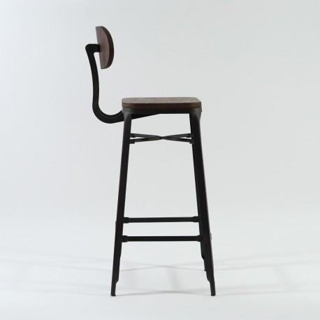 thumb Барный стул Lope Темный орех 5