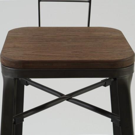 thumb Барный стул Lope Темный орех 4