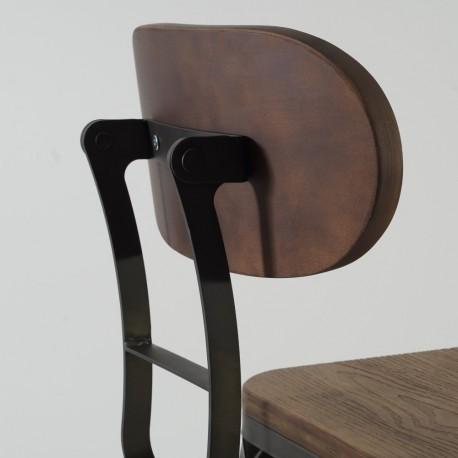 thumb Барный стул Lope Темный орех 3