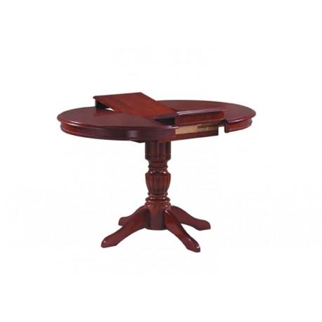 thumb Стол обеденный Margo 90(125)x90 см Темный орех 2