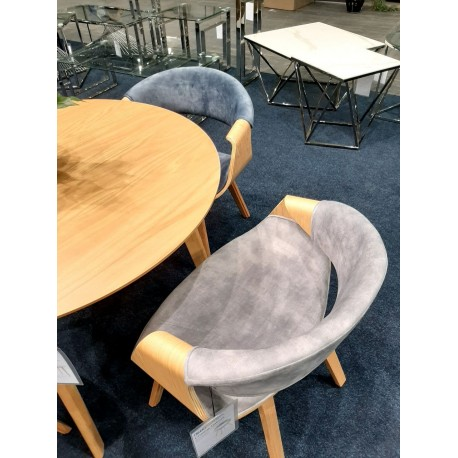 thumb Стол обеденный Mosso II 75х100х100 Дубовый шпон 4