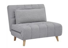 Кресло BILLY серый TAP.137 / бук