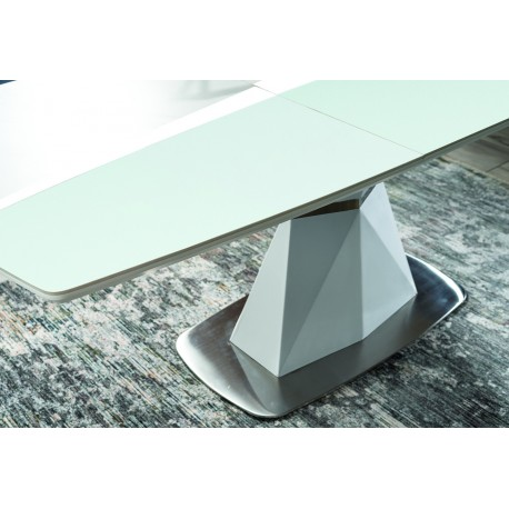 thumb Стол обеденный Cortez 160(210)x90 см Белый (CORTEZB160) 5