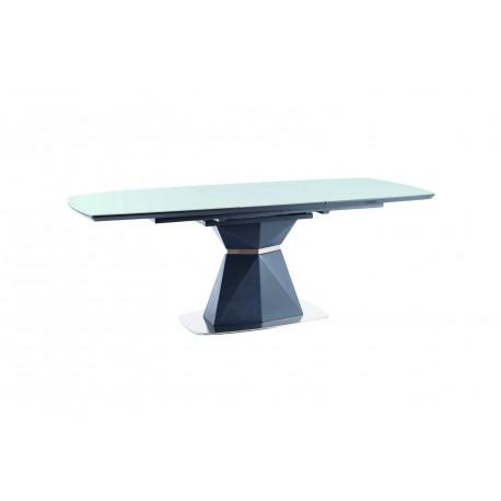thumb Стол обеденный Cortez 160(210)x90 см Серый / Антрацит (CORTEZAT160) 4