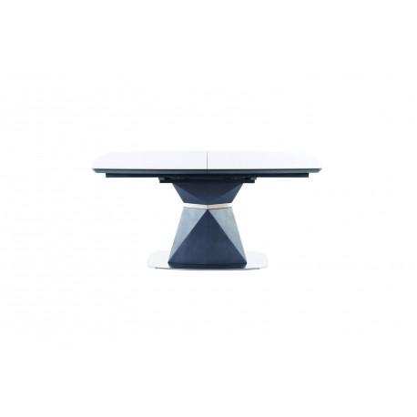 thumb Стол обеденный Cortez 160(210)x90 см Серый / Антрацит (CORTEZAT160) 5