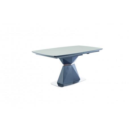 thumb Стол обеденный Cortez 160(210)x90 см Серый / Антрацит (CORTEZAT160) 6