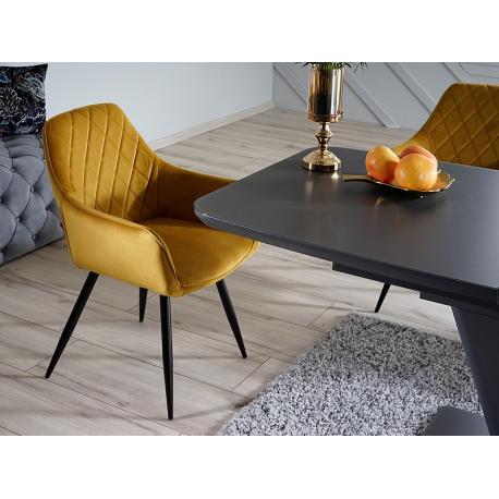 thumb Стол обеденный Montblanc 160(200)x90 см Серый (MONTBLANCSZ160) 9