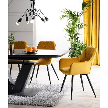 thumb Стол обеденный Montblanc 160(200)x90 см Серый (MONTBLANCSZ160) 8