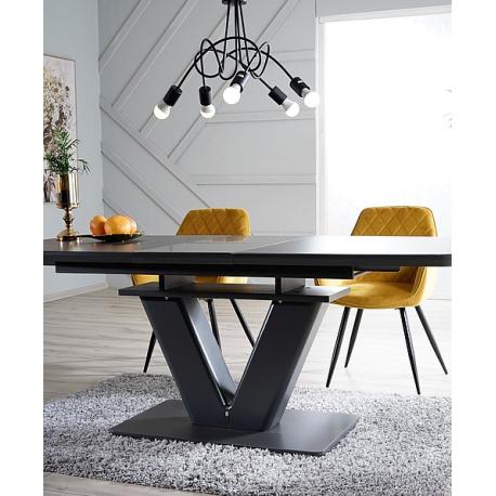thumb Стол обеденный Montblanc 160(200)x90 см Серый (MONTBLANCSZ160) 5