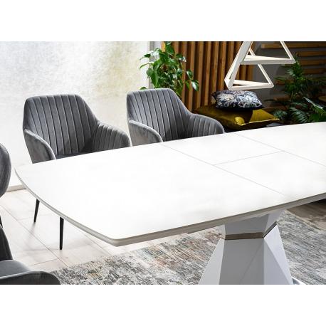 thumb Стол обеденный Cortez 160(210)x90 см Белый (CORTEZB160) 4