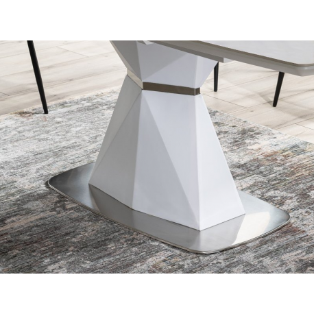 thumb Стол обеденный Cortez 160(210)x90 см Белый (CORTEZB160) 3