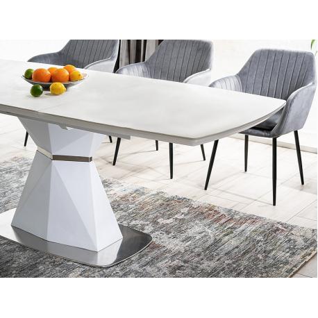 thumb Стол обеденный Cortez 160(210)x90 см Белый (CORTEZB160) 2