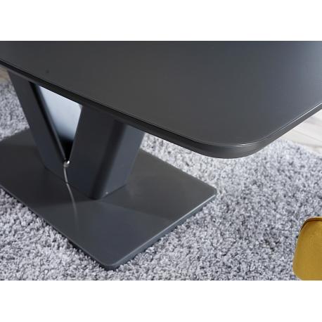 thumb Стол обеденный Montblanc 160(200)x90 см Серый (MONTBLANCSZ160) 6