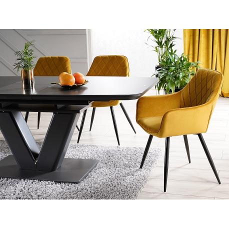 thumb Стол обеденный Montblanc 160(200)x90 см Серый (MONTBLANCSZ160) 7