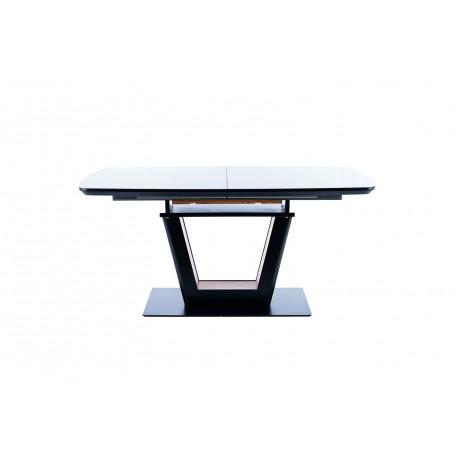 thumb Стол обеденный Sydney 160(220)x90 см Черный / Дуб (SYDNEYCD160) 13