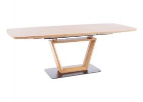 Стол SANTIAGO дуб 160 (220) X90