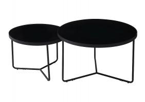 Журнальный столик ITALIA черный / черный (Комплект)