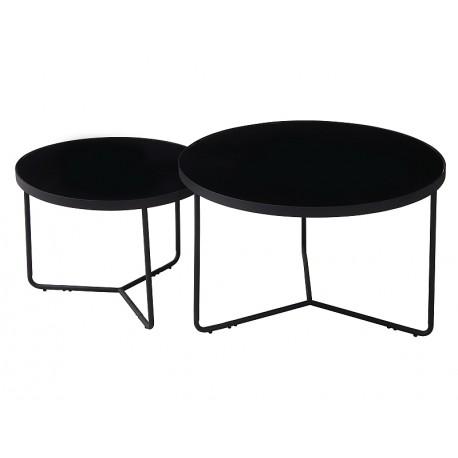 thumb Журнальный столик ITALIA черный / черный (Комплект) 1