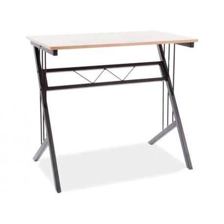 thumb Компьютерный стол B-120 цвет дуб / темно-коричневый 1