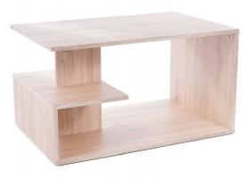 Журнальный столик SANTA дуб Сонома 90X60X50