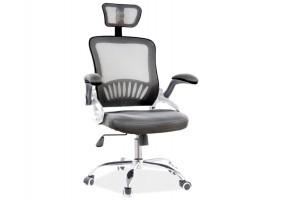 Кресло поворотное Q-831 черный