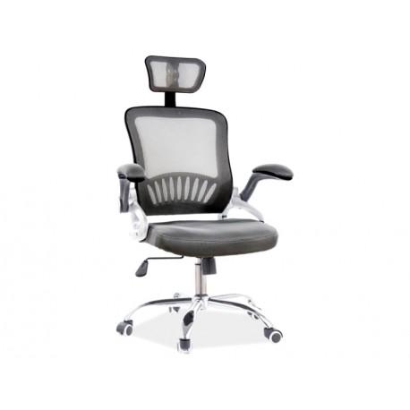 thumb Кресло поворотное Q-831 черный 1