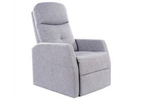 Кресло раскладное ARES серый TAP.158