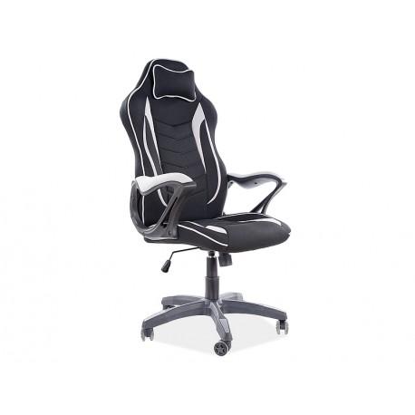 thumb Кресло поворотное ZENVO черный / серый 1