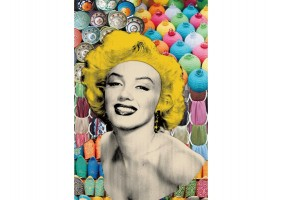 Картина MARYLIN (LADY MONROE) 80X120