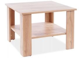 Журнальный столик ARIEL K дуб Вотан 67x67x50