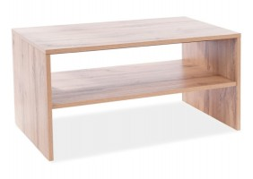 Журнальный столик SIMPLE дуб Вотан 90X50X45