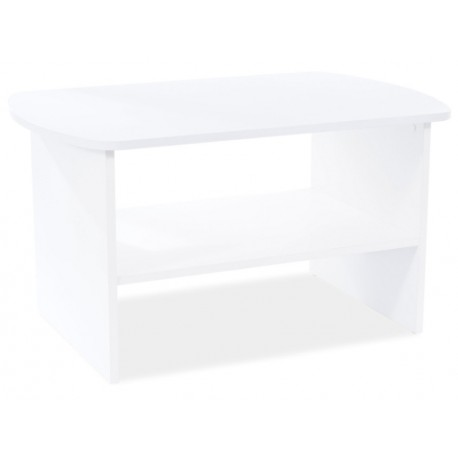 thumb Журнальный столик HEKA белый мат 90X60X50 1