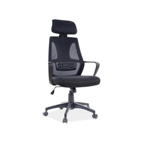 thumb Кресло поворотное Q-935 черный 1