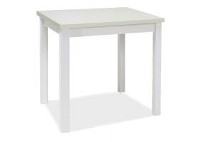 Стол ADAM белый мат 90x65
