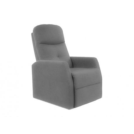 thumb Кресло раскладное ARES VELVET серый BLUVEL 14 1