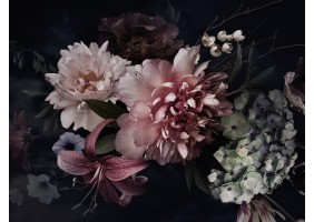 Картина FLOWERS III 80X80