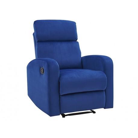 thumb Кресло раскладное MARS VELVET синий BLUVEL 86 1