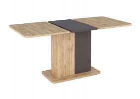 Стол NEXT дуб Вотан / коричневый 110 (145) X68