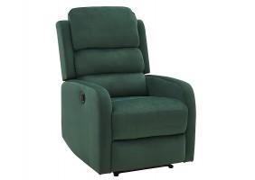 Кресло раскладное PEGAZ VELVET зеленый BLUVEL 78