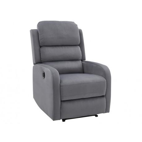 thumb Кресло раскладное PEGAZ VELVET серый BLUVEL 14 1